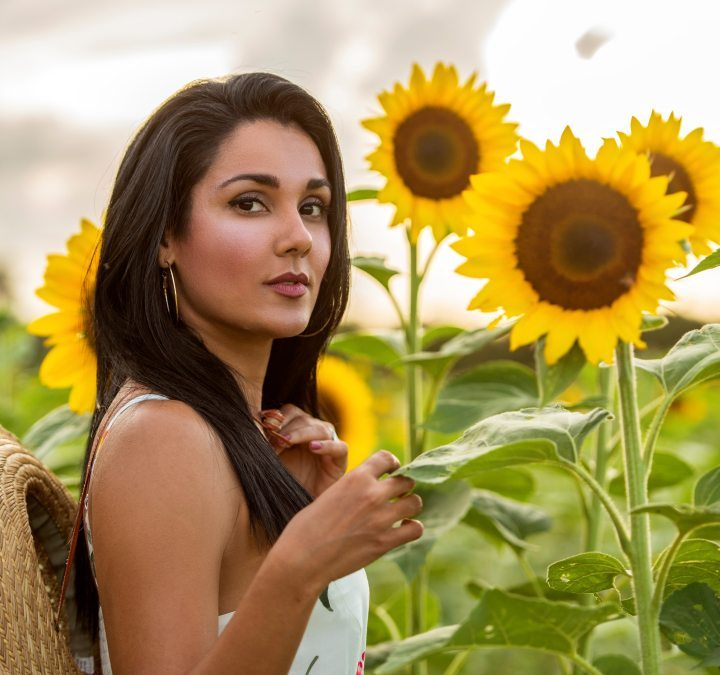 """La actriz cubana Camila Arteche pide a sus seguidores que """"no entren en pánico"""" por el coronavirus"""