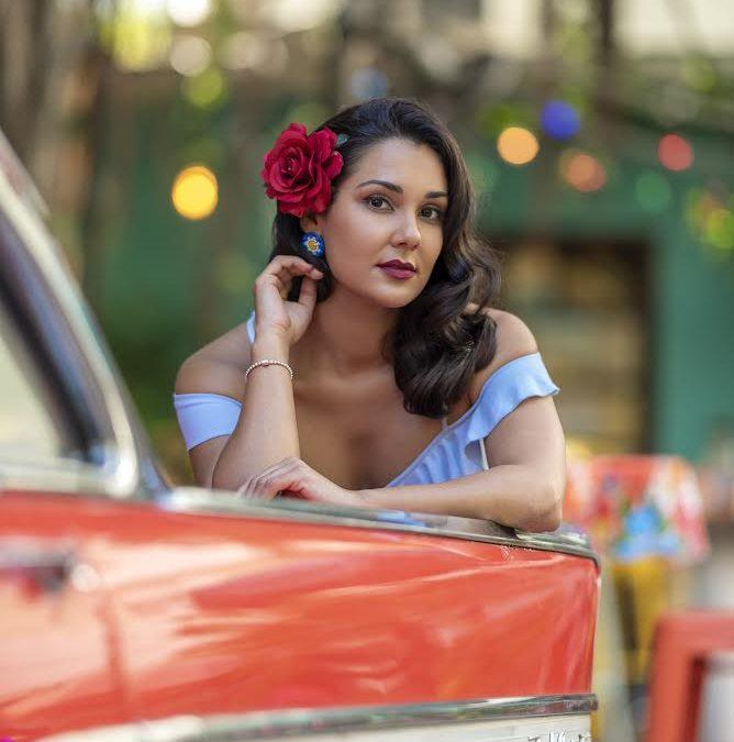 Cuba lleva rostro de mujer, Camila Arteche